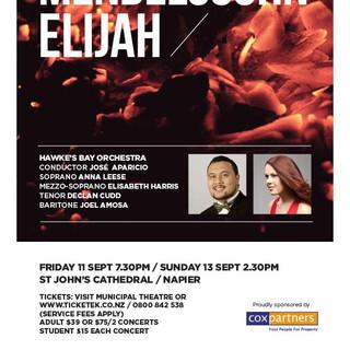 Mendelssohn's Elijah -  Choral 3