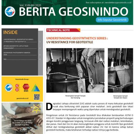 Newsletter Vol XVIII
