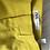 Thumbnail: Calça alfaiataria amarela Zara