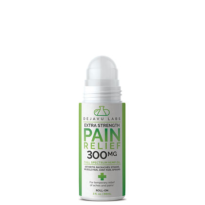 Extra Strength Pain Relief Roll-On