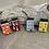 Thumbnail: #102 Jelly Bean Row House wooden Ornaments