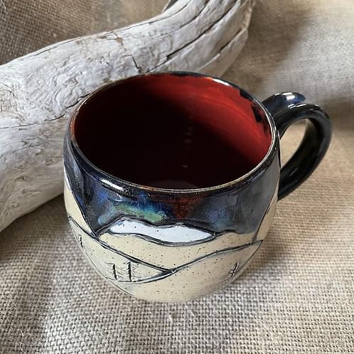 #57 Cabin Mug Medium