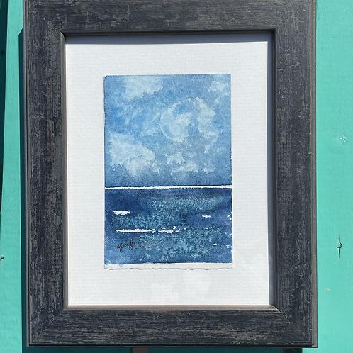 #81 The Sea #8 by Alli Johnston