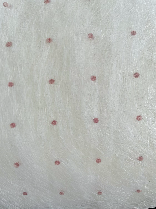 """#64 Red Dot Tracing material 50"""" wide"""