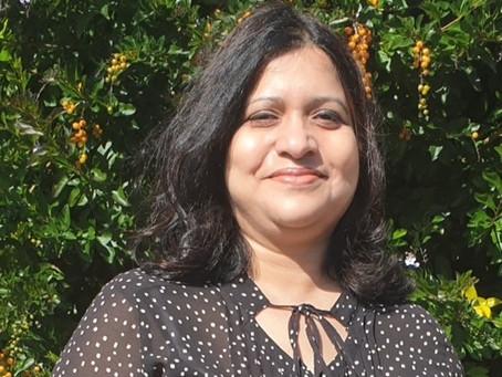 Welcome Dr Tahmina Khatoon