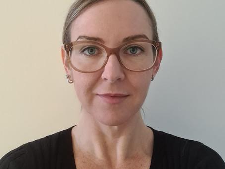 Welcome Dr Jasmin Smyth