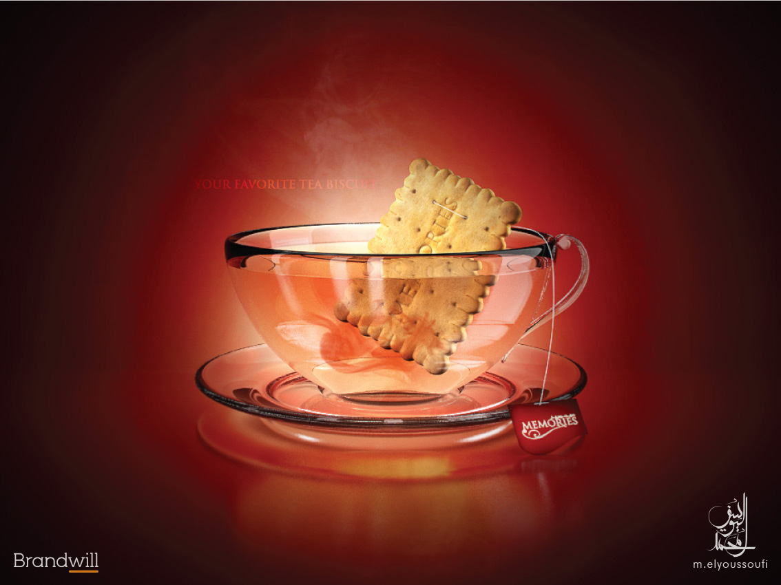 Memories - Tea Biscuit AD