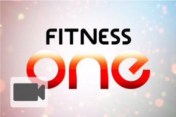 FITNESS ONE - Logo Animation