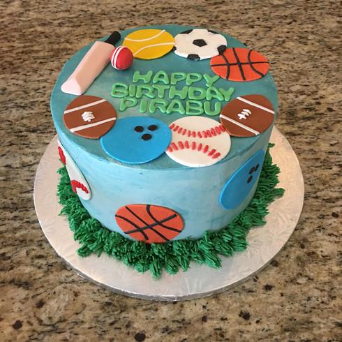 Sports Theme Cake.JPG