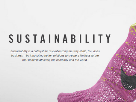 ARE YOUR FAVORITE FASHION BRANDS SUSTAINABLE?