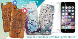 Fix Apple Fundas y Protectores iPhone iPad