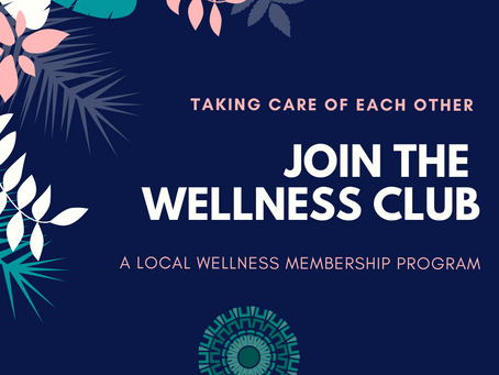 Special Deal on Wellness Club Membership