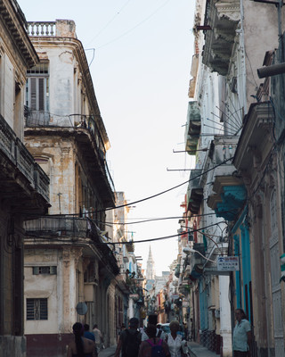 Alleys of Cuba