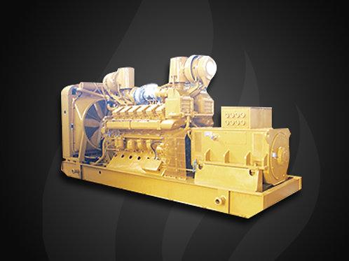 Modelo Z12V190B - Gerador Industrial Jichai Diesel (500~800KW)