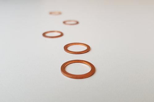 Sealing Ring - Part Number D7603-A10X13.5X1