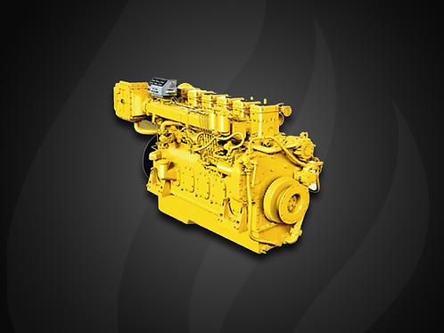 Modelo 6-Cilindros - Motor Marítimo Jichai Diesel(330~540 KW)