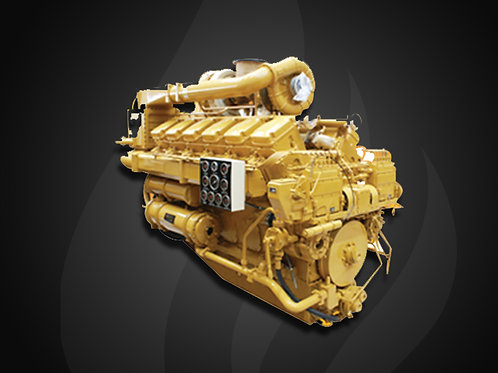 Modelo Z12VB - Motor Industrial Jichai Diesel (607~970KW)