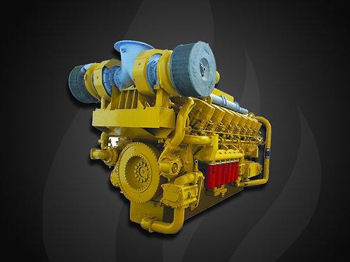 Modelo 6000 - Motor Industrial Jichai Diesel (1160~2400KW)