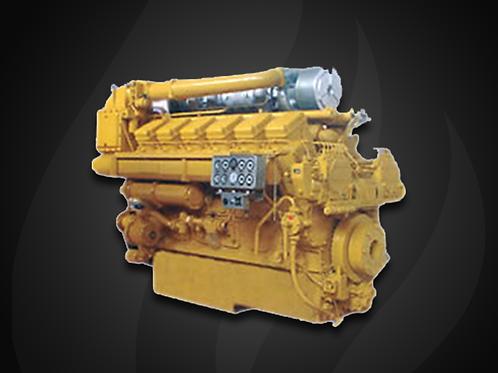Modelo 2000- Motor Marítimo Jichai Diesel (800~1000 KW)