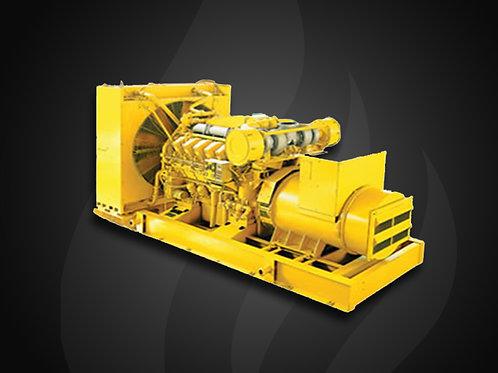 Modelo 3000 B3000 - Gerador Industrial Jichai Diesel (700~1200KW)
