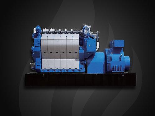 Modelo 2632 - Gerador Industrial Jichai Diesel (2400~3900KW)