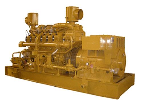 Modelo 1512 - Gerador Jichai industrial a gás natural (500-800 KW)