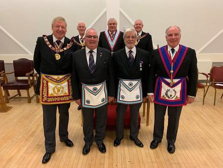 Mark Stewards Lodge