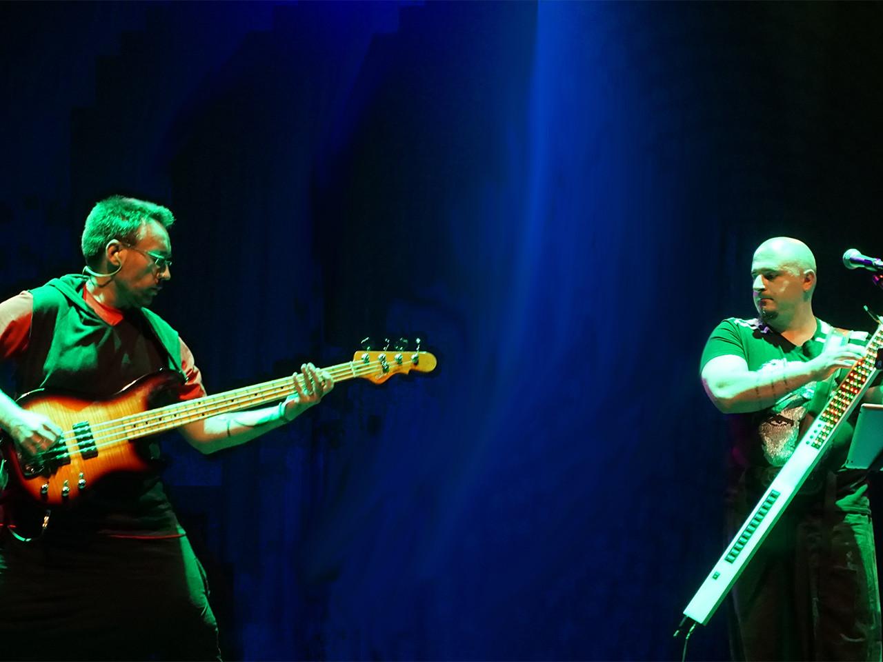 Zoppa Live (with Sebastian Torrella)
