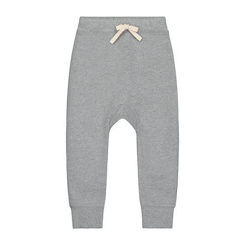 BAGGY PANTS /Grey Melange