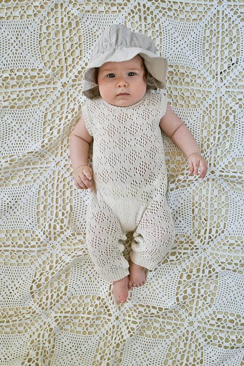 ELOAN Knitted Romper
