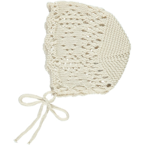 ANNE Knitted Bonnet