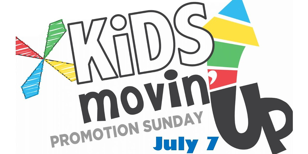 Kid's Movin' Up