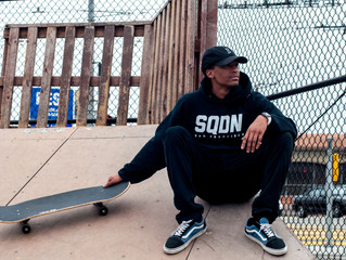 ZAIR WILLIAMS FOR SQDN SF