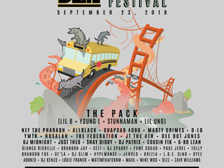 Live: JUST ANNOUNCED Zair Williams Live at the DMP Music Festival 2018