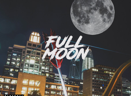Releases: Zair Williams - Full Moon (Prod. by Seams)