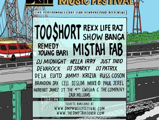 JUST ADDED: Zair Performing @ DMP Music Festival
