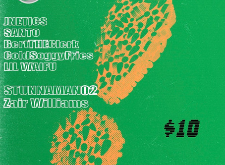 Live: 25/8 presents SHEESH! w/ Stunnaman02, Zair Williams, + More on 12/22 in SF!