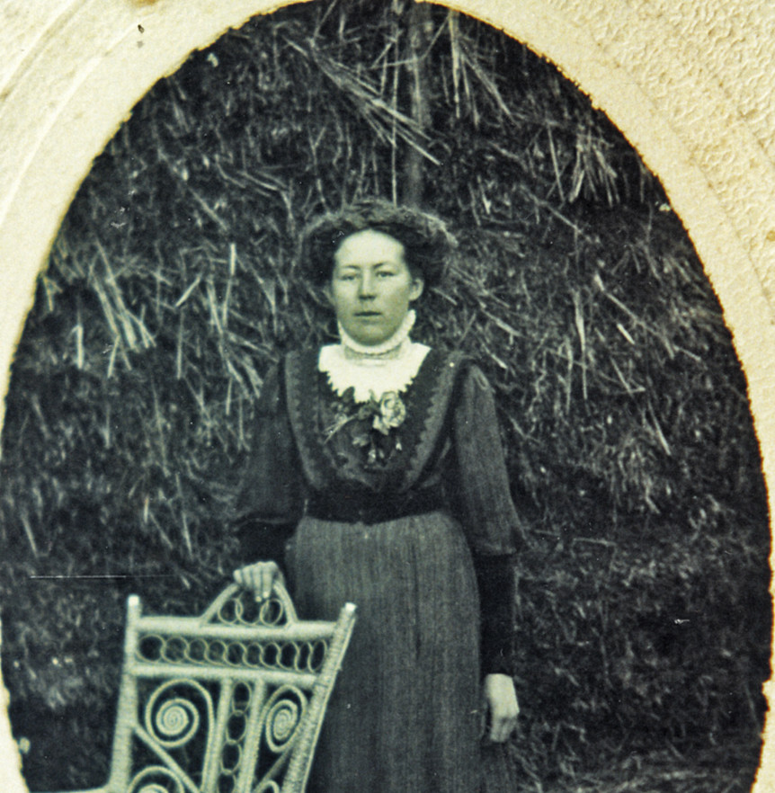 Clara Zacher -Mrs R Traeger