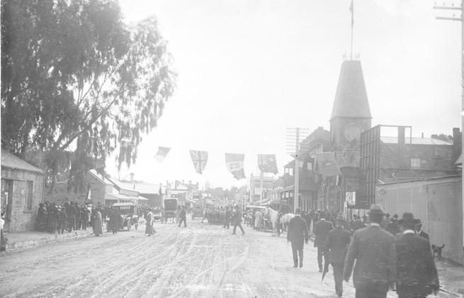 Main street at Clare c1918.jpeg