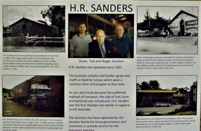 H.R Sanders