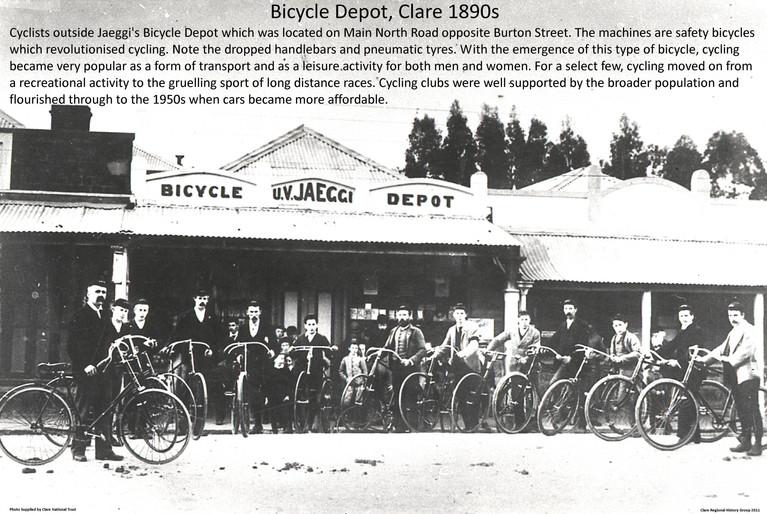 6. Jaeggi cycle works Poster