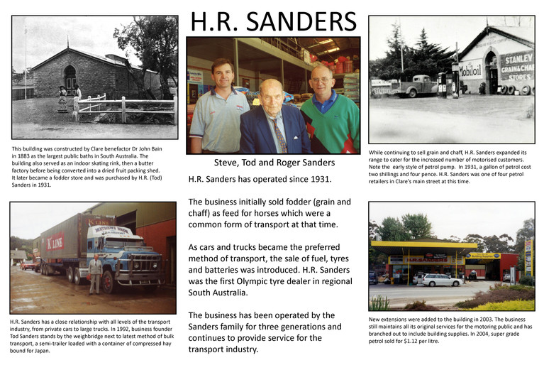 27. H.L. Sanders Poster