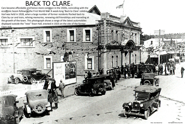 20. Back to Clare  Poster