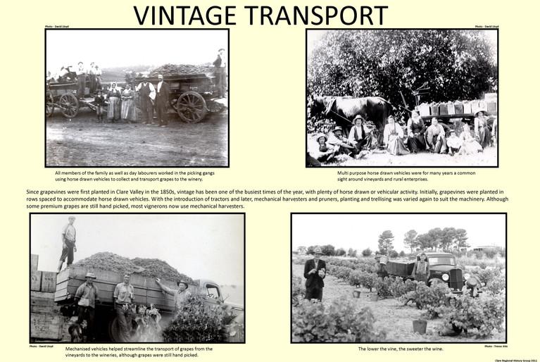 38. Vintage Transport