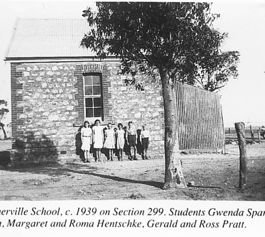 Harmerville School c.1939