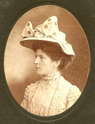 Frances Diana Christison nee Hope taken