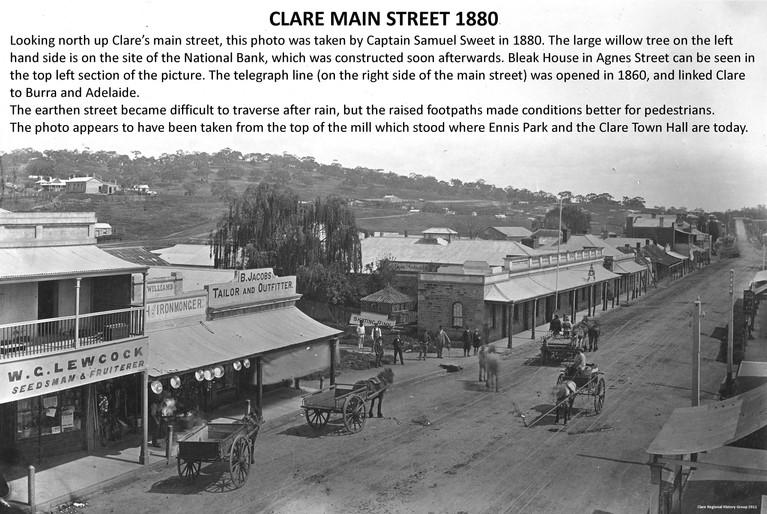 9. Clare main street 1880