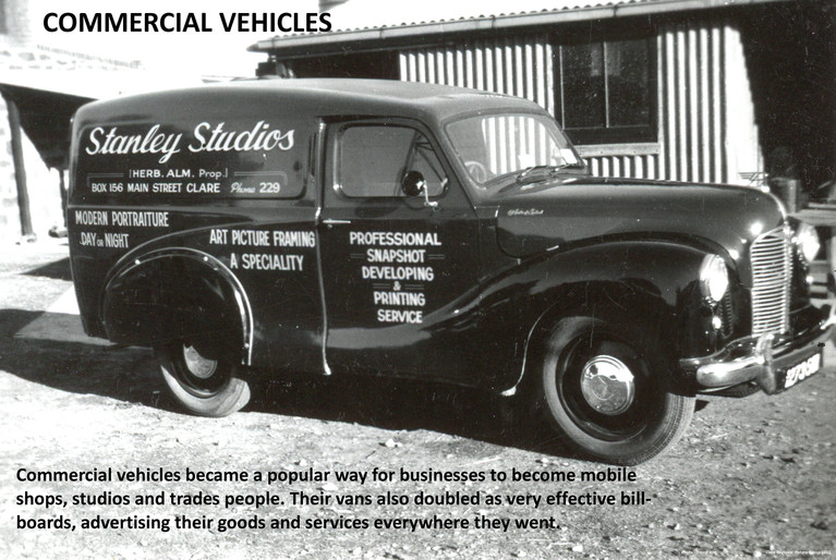 33. Commercial Vehicles Poster