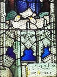 Faith in Memory of John Christison med.j