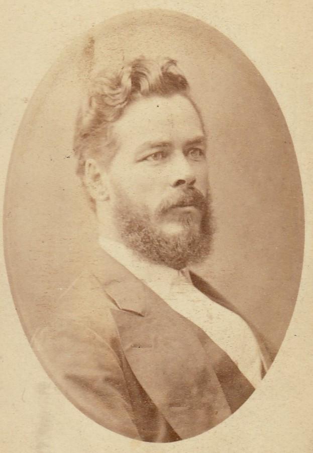 James Sampson of Boskey Dell, Blyth - fr